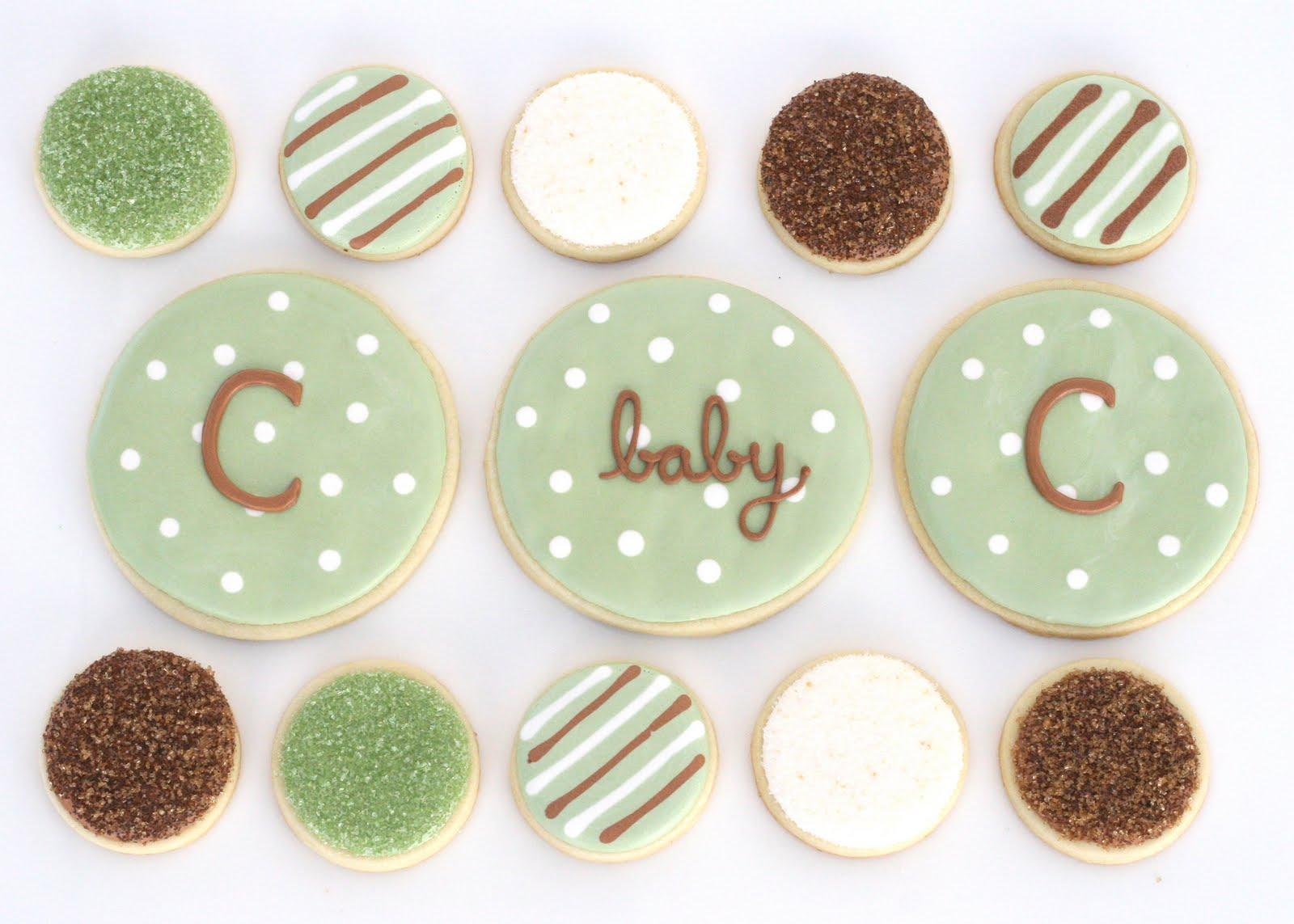 baby shower cookies glorious treats