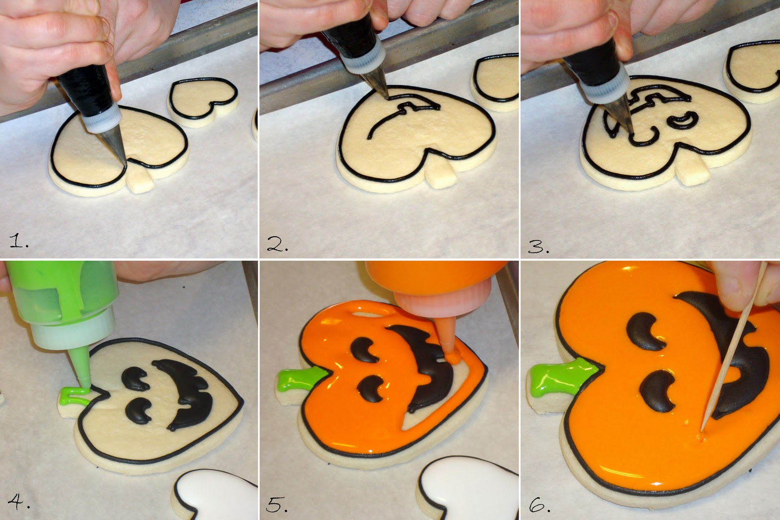 Decorating Sugar Cookies… From Start to Finish- Part 2 – Glorious ...