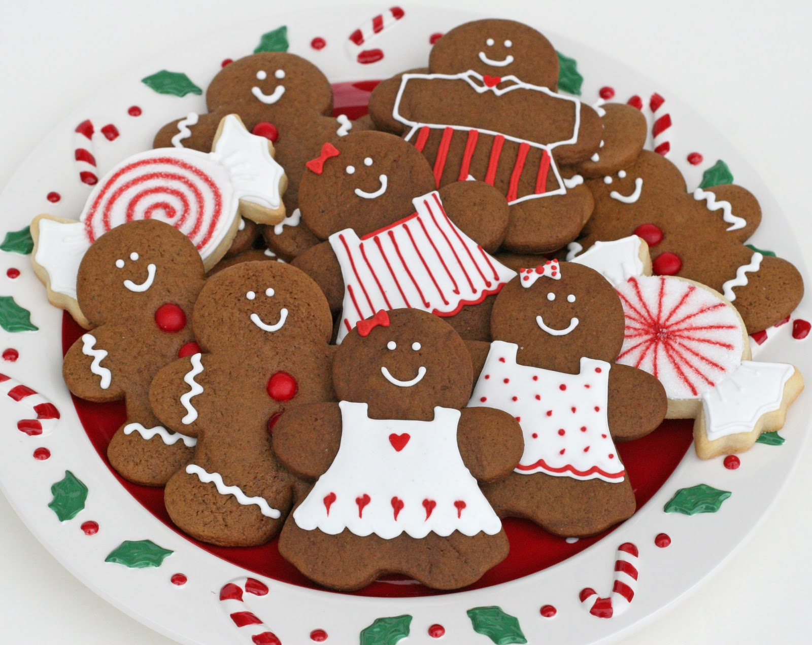 Gingerbread cookie decorating ideas | Gingerbread Party | Pinterest