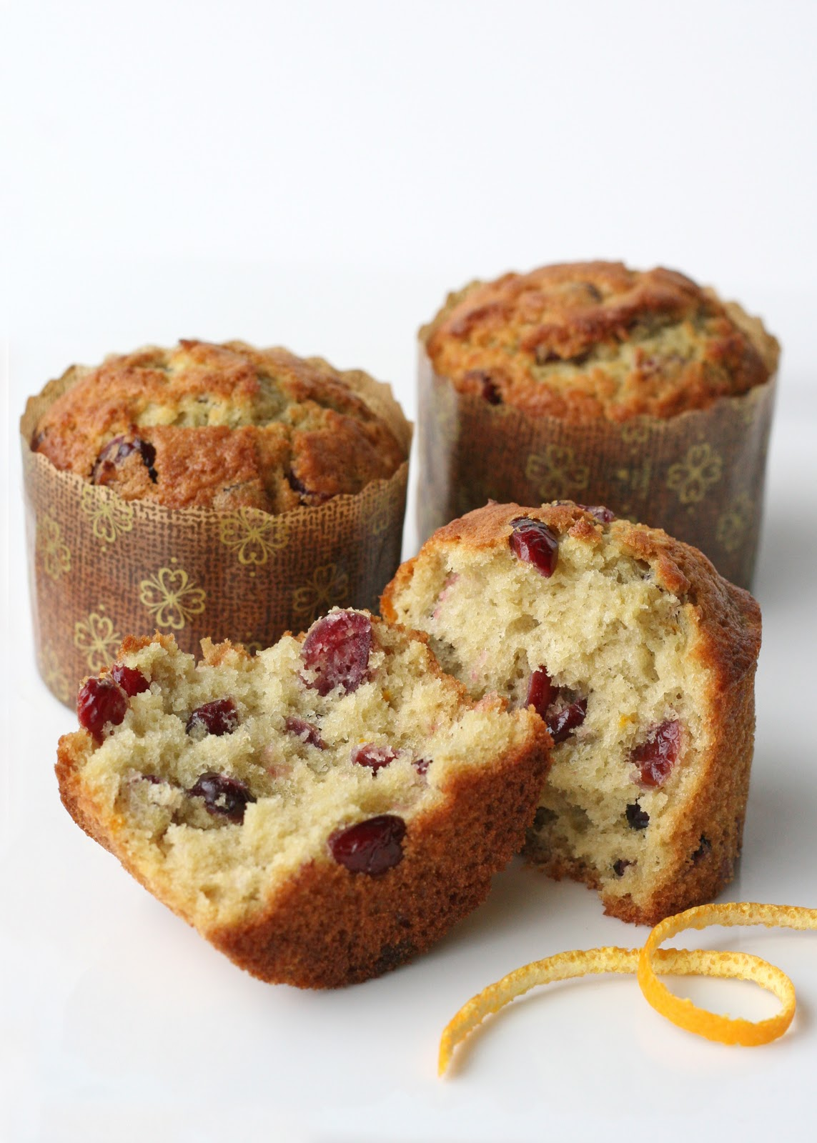 Cranberry-Orange Muffins {Delicious Recipe} – Glorious Treats
