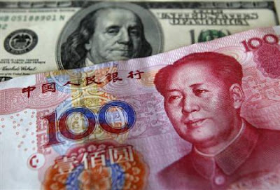 on china to revalue its currency yuan and to value