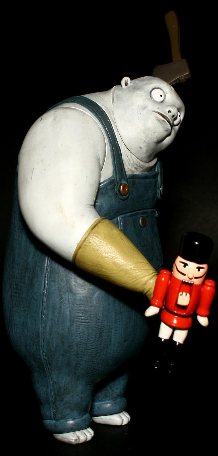 The Nightmare Before Christmas - Behemoth (Jun Plannig 2008 ...