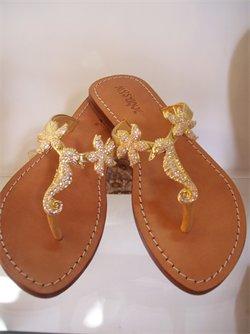 190a6402981 Mystique seahorse sandals. Not your ordinary sandals
