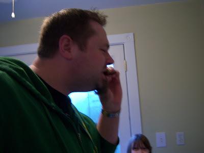 Scoochie has a bad habit of eating cat poo
