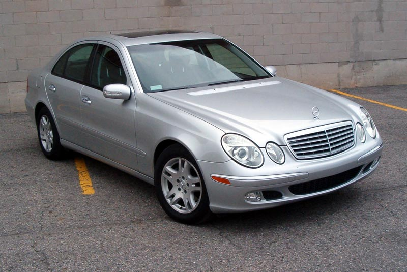 Used cars mercedes benz e class 2003 2009 automotive cars for Used mercedes benz cars