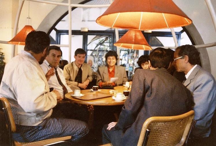 КОНФЕРЕНЦИЯТА В ПАРИЖ 1989 ГОДИНА