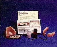 consertar dentadura