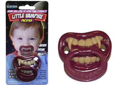 chupeta vampiro