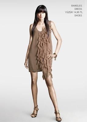 H&M Elbise ve Aksesuar Örnekleri
