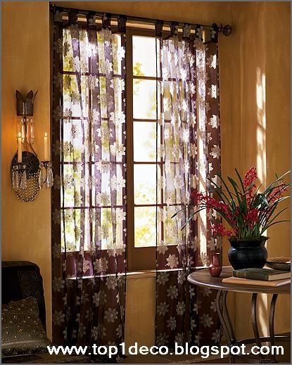 Deco style nouvelle collection des rideaux for Helline decoration rideaux