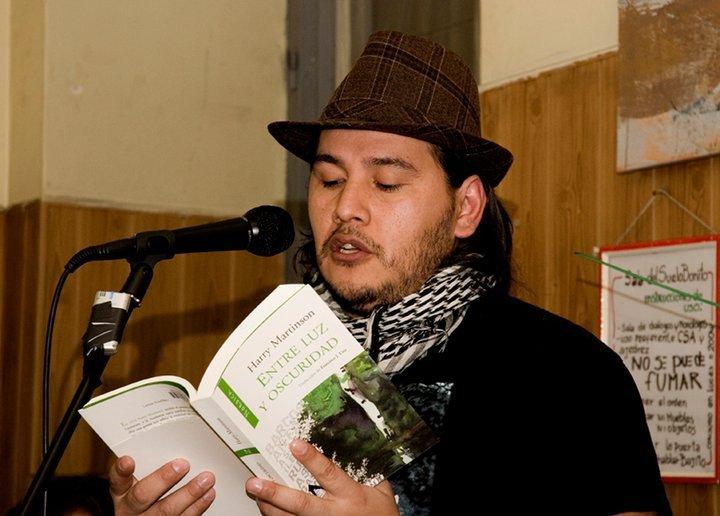 Leyendo al poeta Harry Martinson