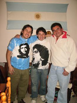 JosÉ,Raul y Julio