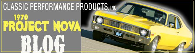 CPP Project Nova