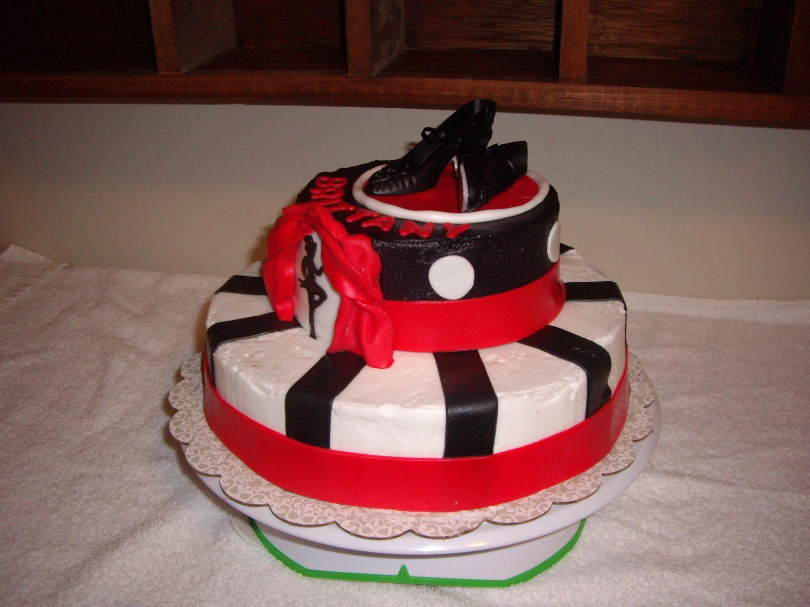 Custom Cakes By Christy Tap Dance Cake