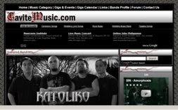 cavitemusic.com