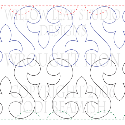Free Digital Longarm Quilting Patterns : 1000+ images about Pantograph and Digital quilting designs on Pinterest Quilting patterns, Wmf ...