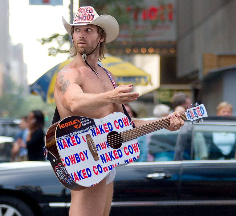 Naked Cowboy Net Worth