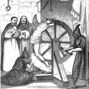 Tortura en la Santa Inquisición del Perú
