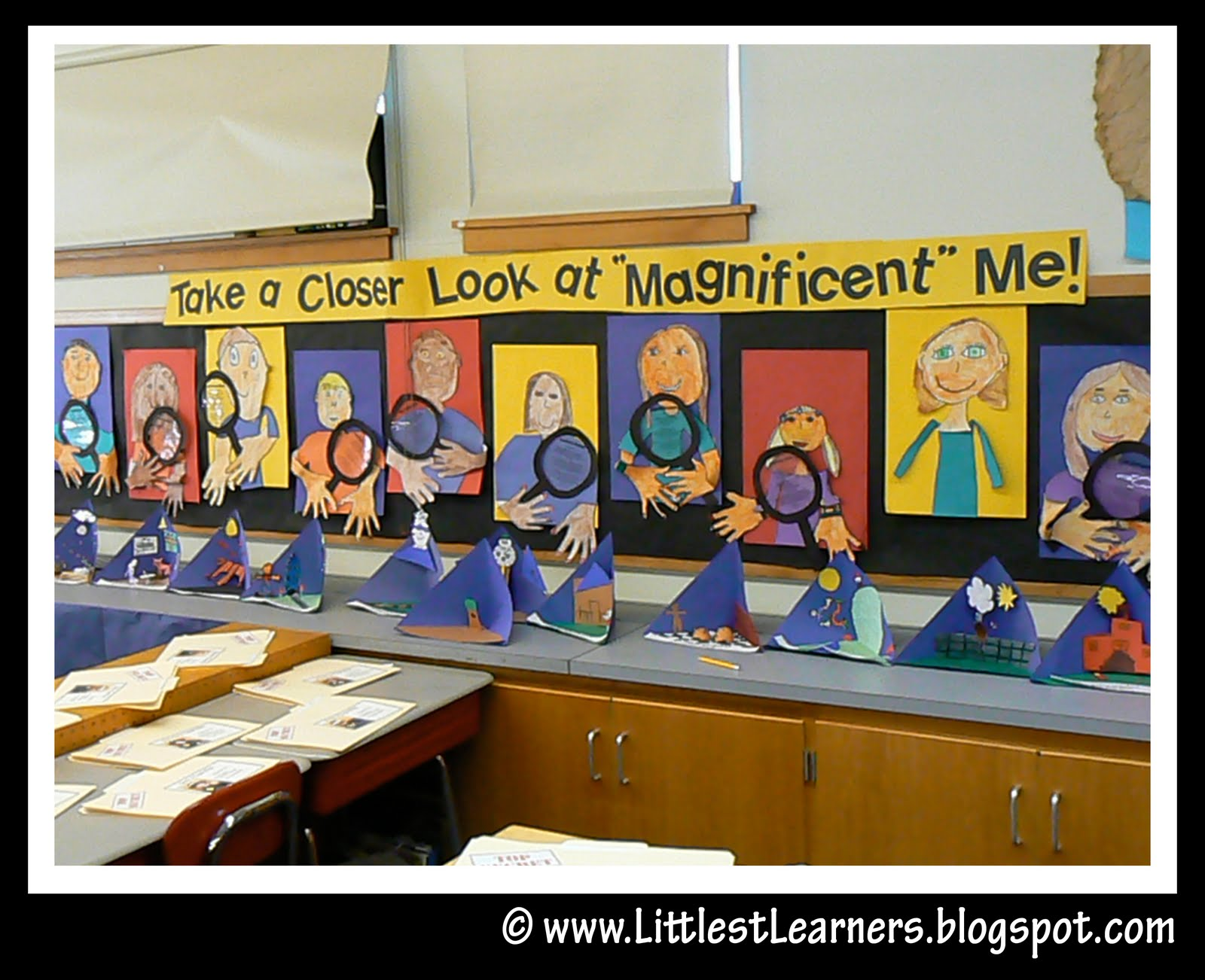 Littlest Learners / Clutter-Free Classroom Blog: Mystery Theme ...