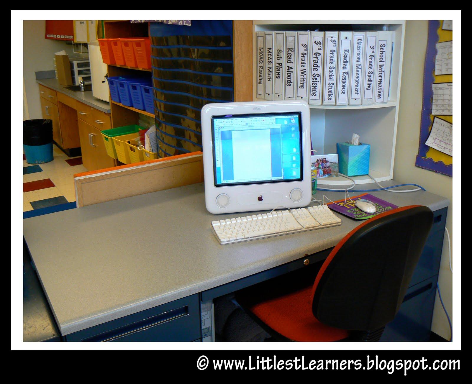 An Organized Teacheru0027s Desk U003d A Happy Teacher