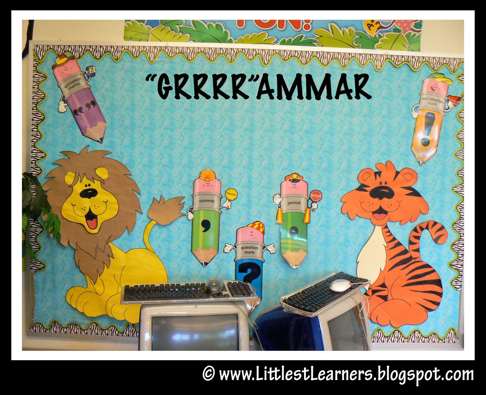 Classroom Decor Canada ~ Jungle safari themed classroom ideas printable