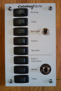 NewPanelFront projects of passage electrical panel for a catalina 27 catalina 27 wiring diagram at crackthecode.co