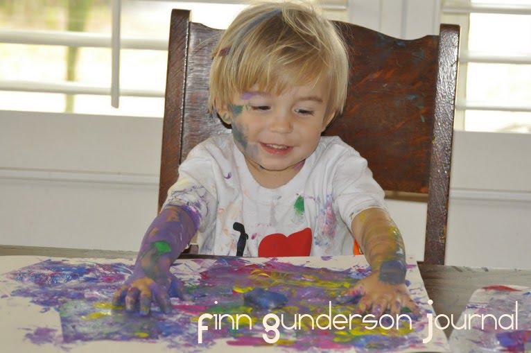 Finn Gunderson Journal