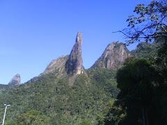 Serra dos Órgão.