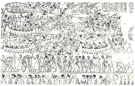 egyptian art patterns