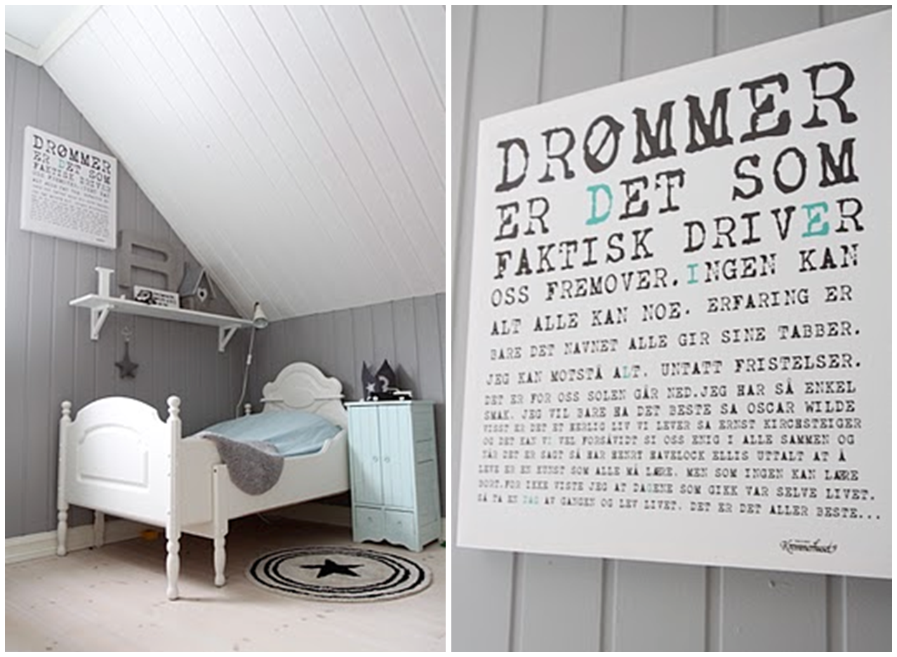 One Lovely Day Scandinavian Kids Bedrooms