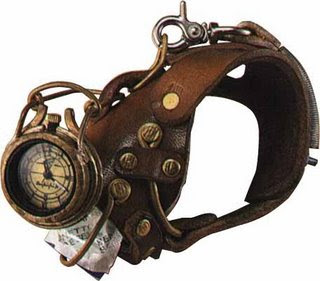 steampunk watch by Haruo Suekichi 3