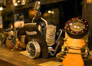 steampunk watch by Haruo Suekichi 4