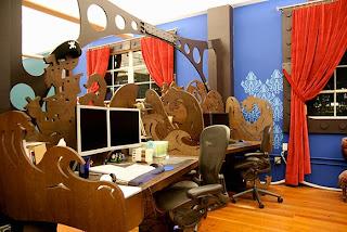 steampunk office 3