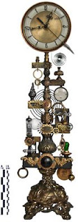 Steampunk Jules Verne Type 275 clock by Roger Wood