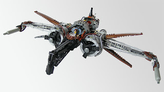 steam wars x-wing fighter