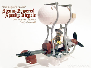 steam wars jet bike