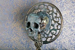 steampunk clockwork skull of anton evisser