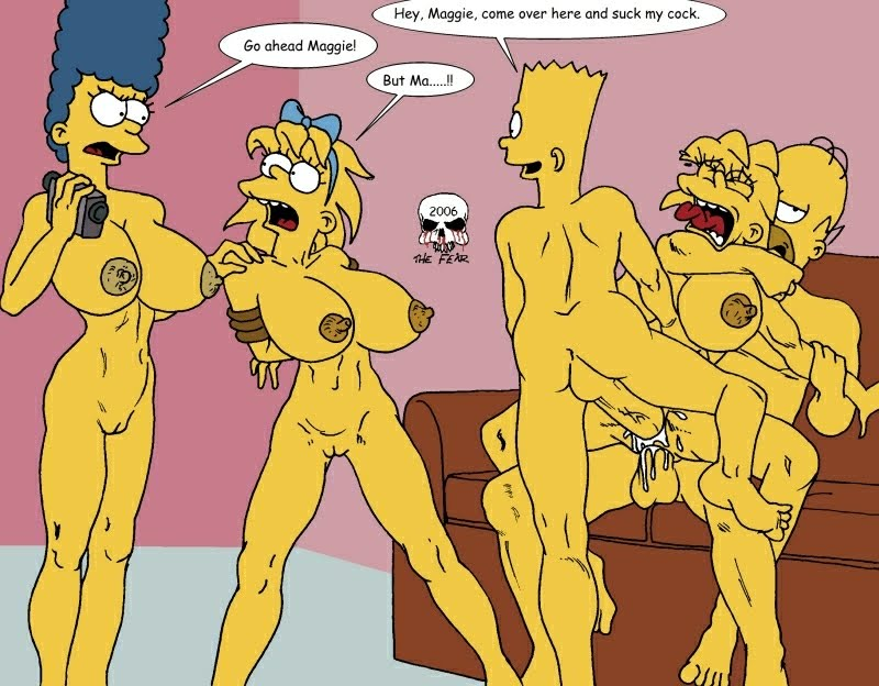 Bart Simpson Marge The Simpsons Homer Lisa