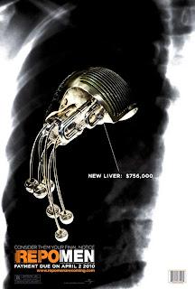 Repo Men Liver Poster