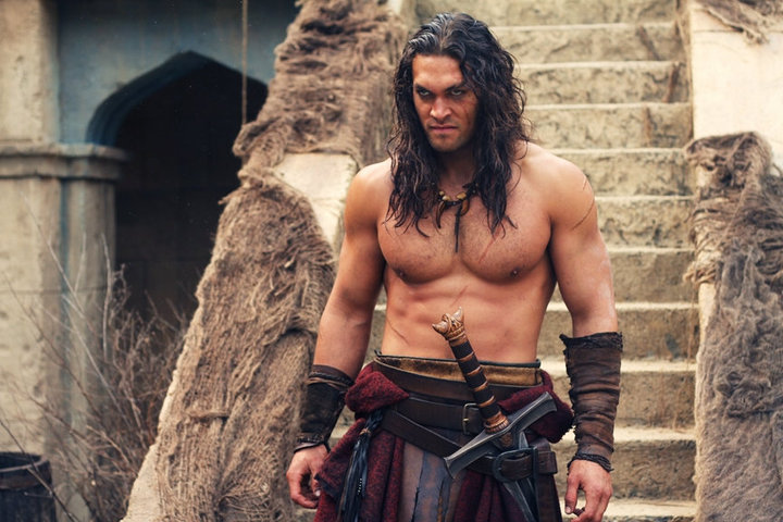 conan the barbarian movie. The upcoming Conan movie