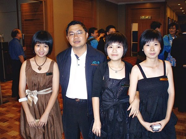 Chan Fai-Hung, Tsui Tin-Yau, Andy On Chi-Kit, Gigi Leung Wing-Kei,