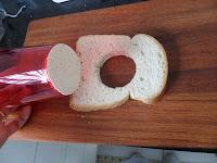 Pão de forma com ovo! 3