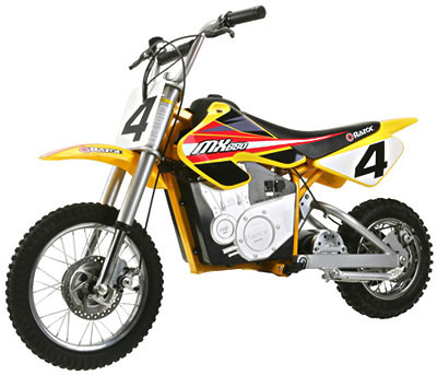 then moving up to a 50cc when they get the hang of it there will be training wheels and a kill switch line involved a buddy of mine rigged his kids