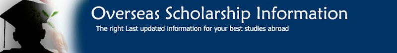 Overseas Scholarship Information