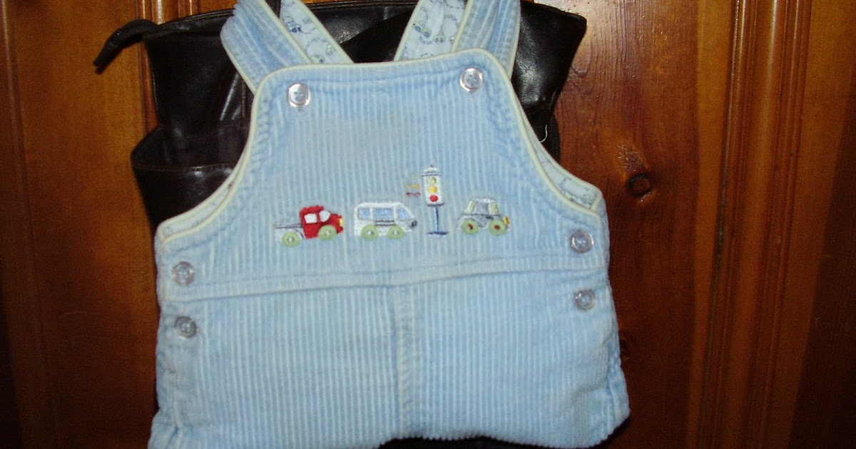 Sewing and Growing Easy Sew Diaper Bag Alternative with