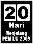 WAKTU PEMILU 2009