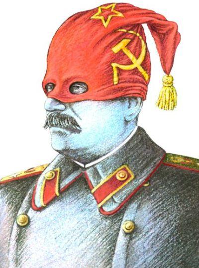 Сталин - обаяние Зла