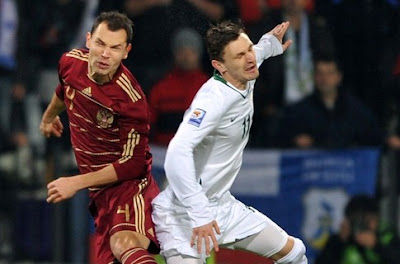 Россия проиграла Словении