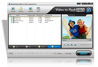 Imagens   Wondershare: Video to Flash Converter Pro v4.0.1.1