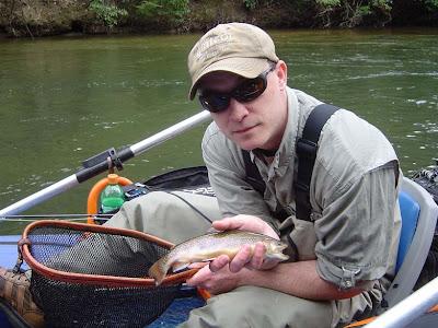 Hook line and sinker 3 10 07 toccoa river blue ridge ga for Georgia fishing regulations